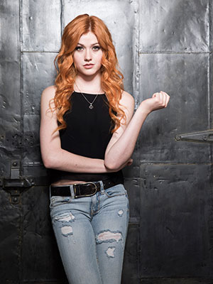 5 Questions With Katherine Mcnamara Of Shadowhunters Channel Guide Magazine