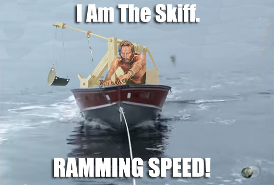 Skiff Ben-Hur