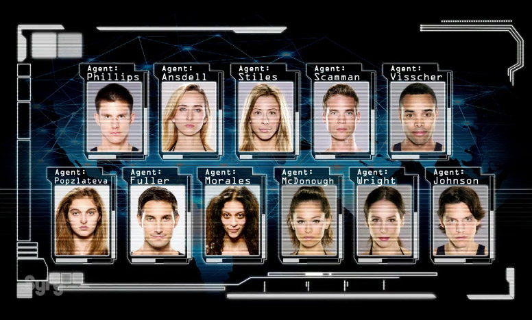 Agents Face Off Season 10 episode 4