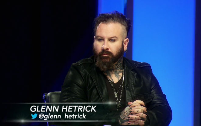 Image result for glenn hetrick face off