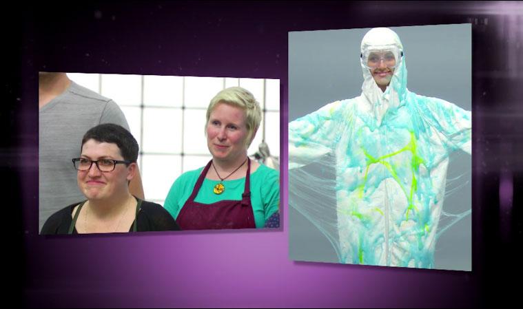 The Mels' slime Face Off Season 10 episode 5