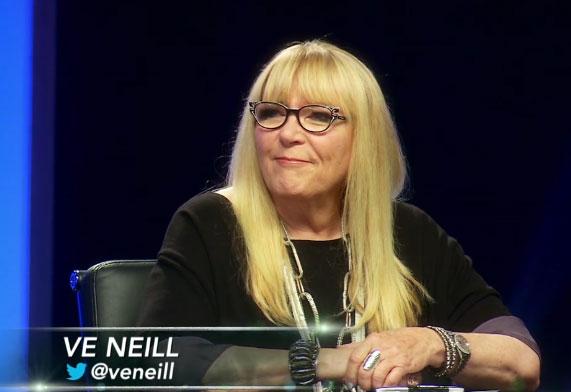 Face Off judge Ve Neill
