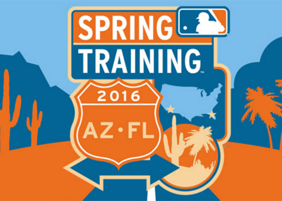 ESPN MLB Spring Training 2016