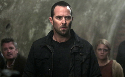 """BLINDSPOT -- """"Cease Forcing Enemy"""" Episode 111 -- Pictured: Sullivan Stapleton as Kurt Weller -- (Photo by: Giovanni Rufino/NBC)"""
