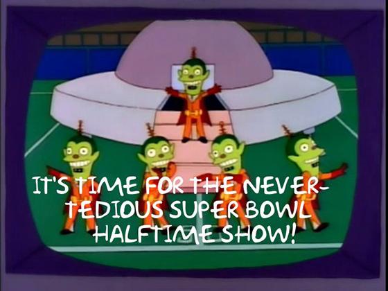 Super Bowl Halftime Show