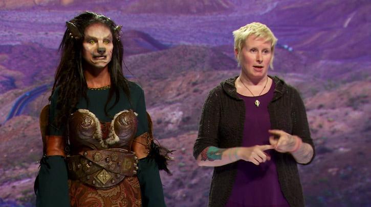 Melissa Face Off Season 10 episode 11