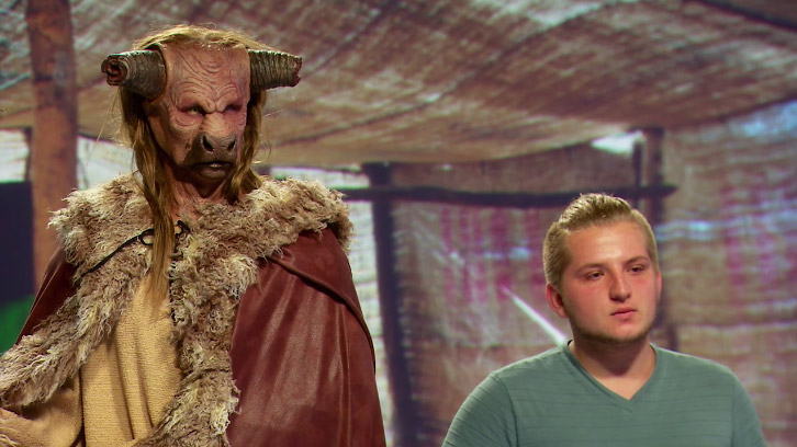 Rob Face Off Season 10 episode 11