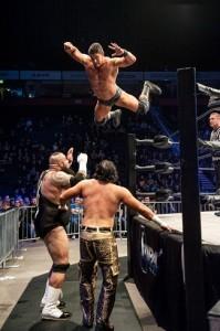 EC3 jumping TNA