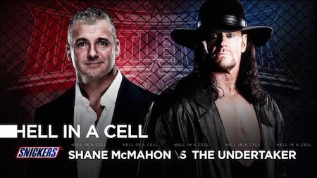 Wrestlemania 32 shane undertaker