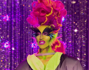 Acid Betty RuPaul's Drag Race season 8 episode 4