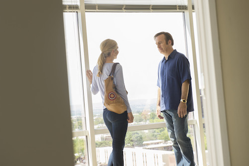 Oh Law Firm >> Better Call Saul's Rhea Seehorn: Kim knows who Jimmy is