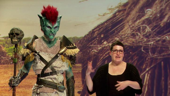 Mel Face Off Season 10 episode 11