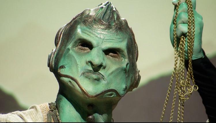 Mel Face Off Season 10 episode 9