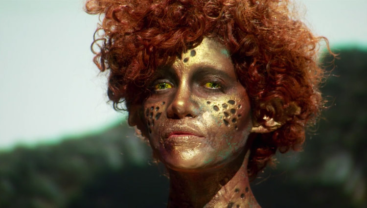 Melissa Face Off Season 10 episode 9