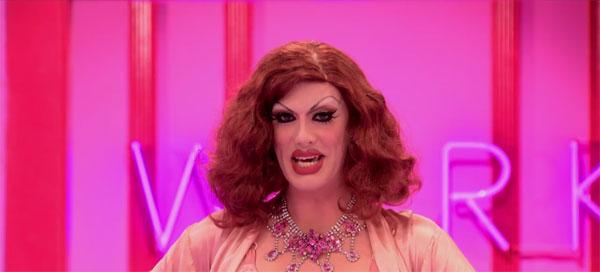 Robbie Turner RuPaul's Drag Race season 8 premiere
