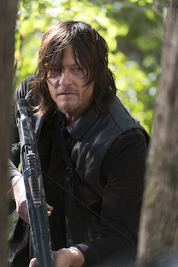 Walking Dead Season 6 episode 15 Daryl