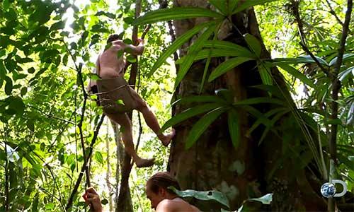 Naked and Afraid Belize