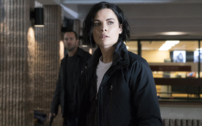 "BLINDSPOT -- ""In The Comet Of Us"" Episode 119 -- Pictured: Jaimie Alexander as Jane Doe -- (Photo by: Barbara Nitke/NBC)"