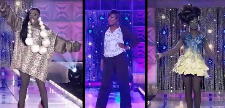 Bob's mainstage looks RuPaul's Drag Race season 8 episode 8