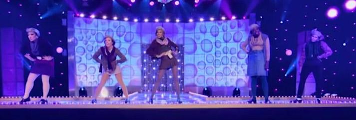 Jerri Blank looks RuPaul's Drag Race season 8 episode 8