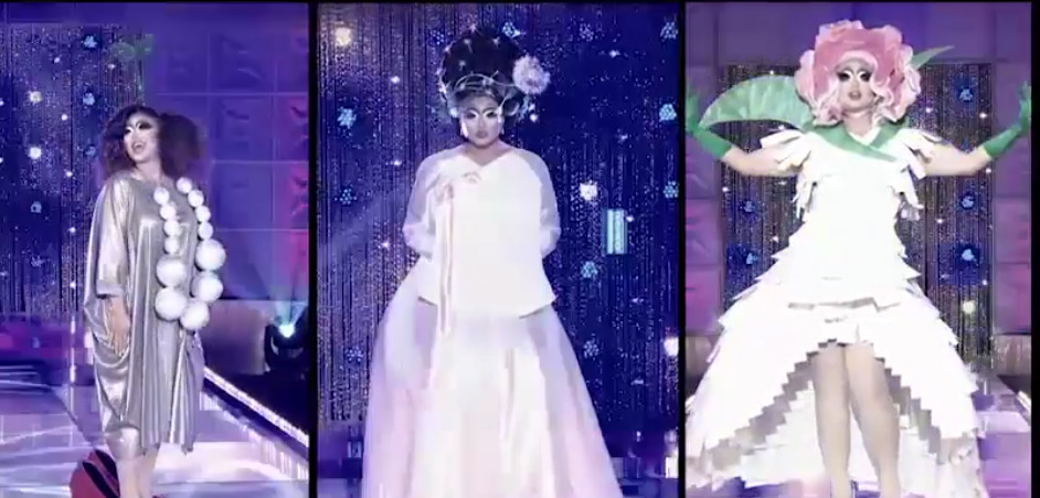 Kim Chi mainstage RuPaul's Drag Race season 8 episode 8