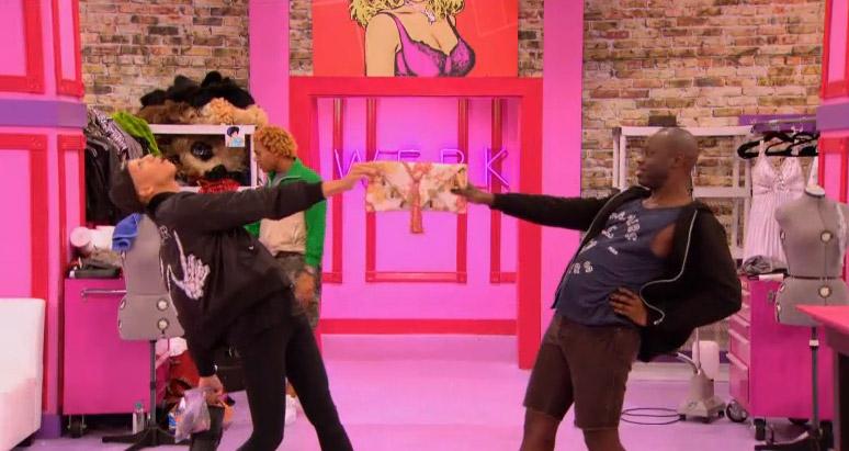 Purse first RuPaul's Drag Race season 8 episode 8