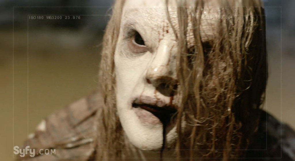 Rob's possession makeup Face Off Season 10 finale
