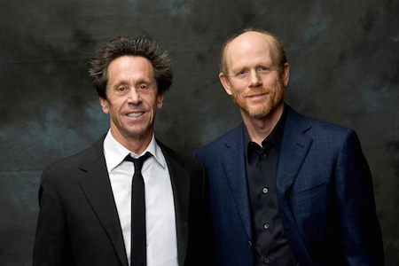 Brian Grazer and Ron Howard co executive produce Genius on Nat Geo