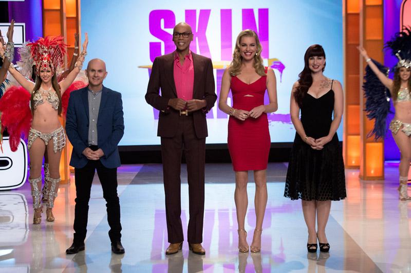 Skin Wars season 3 judges