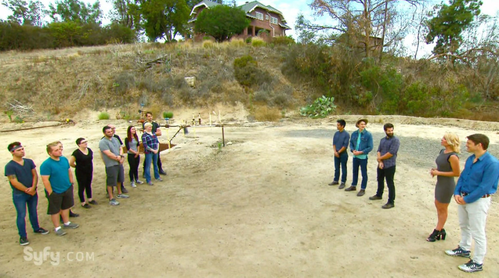The teams Face Off Season 10 finale