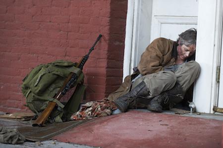 Walking Dead Season 6 finale carol