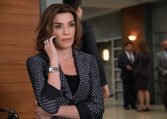 CBS The Good Wife Series Finale
