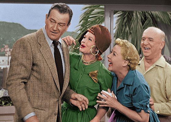 New I Love Lucy Special CBS
