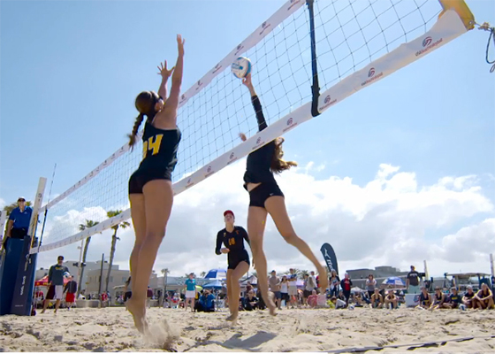 NCAA Women's Beach Volleyball Championship