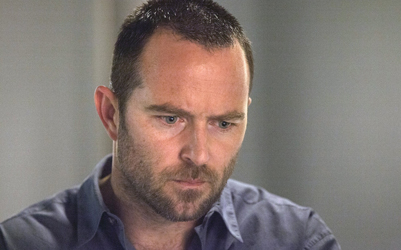 "BLINDSPOT -- ""Of Whose Uneasy Route"" Episode 121 -- Pictured: Sullivan Stapleton as Kurt Weller -- (Photo by: Paul Sarkis/NBC)"