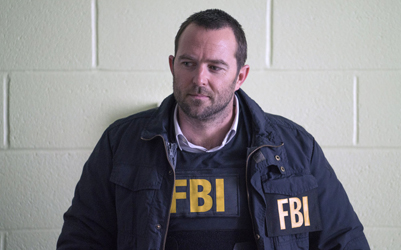 "BLINDSPOT -- ""If Love A Rebel, Death Will Render"" Episode 122 -- Pictured: Sullivan Stapleton as Kurt Weller -- (Photo by: Barbara Nitke/NBC)"