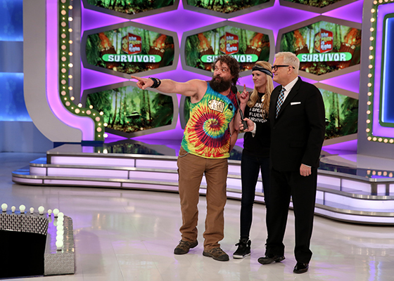 The Price Is Right Primetime Special: Survivor