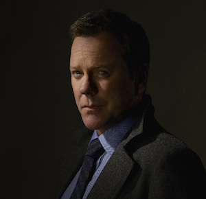 KIEFER SUTHERLAND Designated Survivor ABC