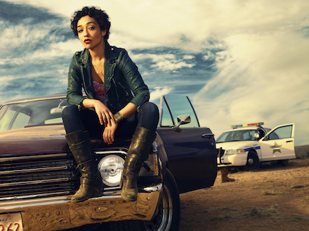 Preacher AMC Ruth Negga as Tulip