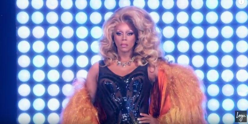 Ru mainstageRuPaul's Drag Race season 8 finale