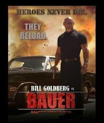 Bill Goldberg as Bauer