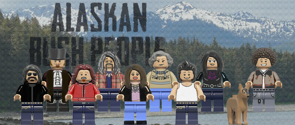 LEGO Alaskan Bush People