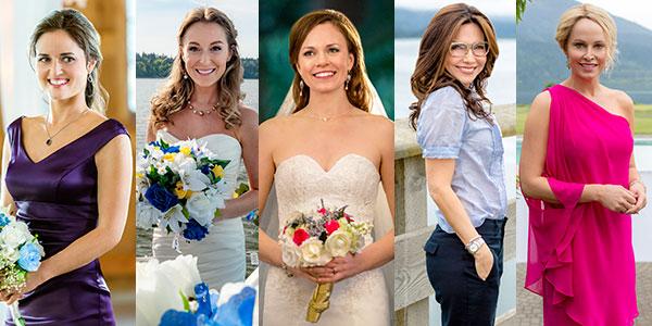 Hallmark Channel's June Weddings