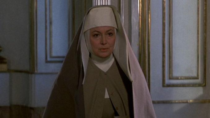 Olivia de Havilland in The Fifth Musketeer