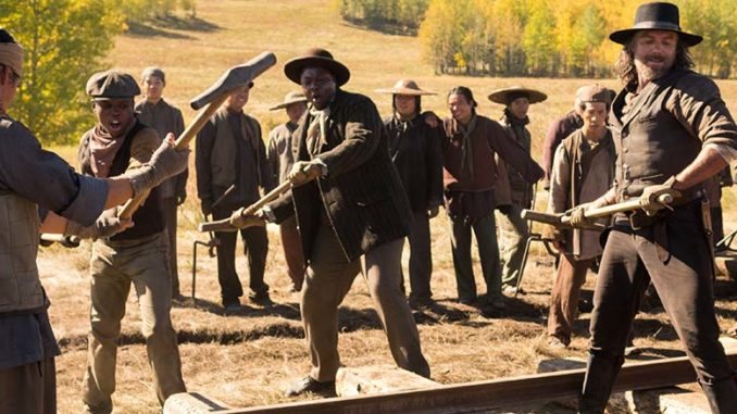 Hell on Wheels Series Finale