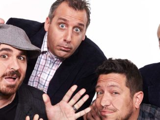 Impractical Jokers go to the UK