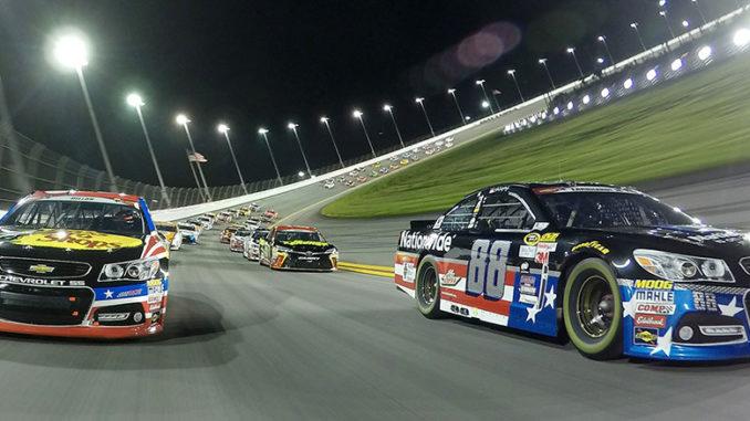 NASCAR Sprint Cup Series Coke Zero 400