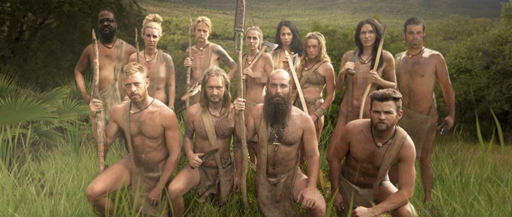 Naked and Afraid XL Season Premiere