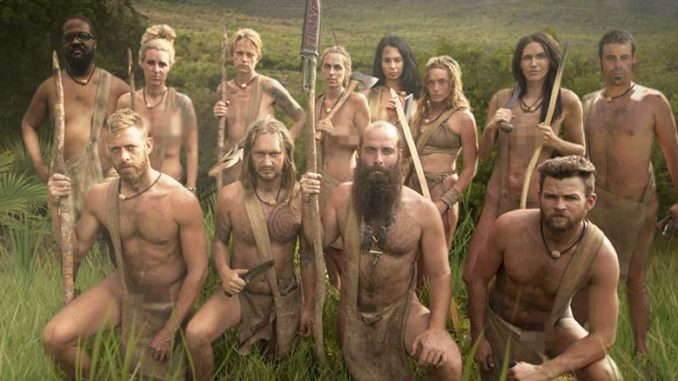 Naked And Afraid Season Premiere