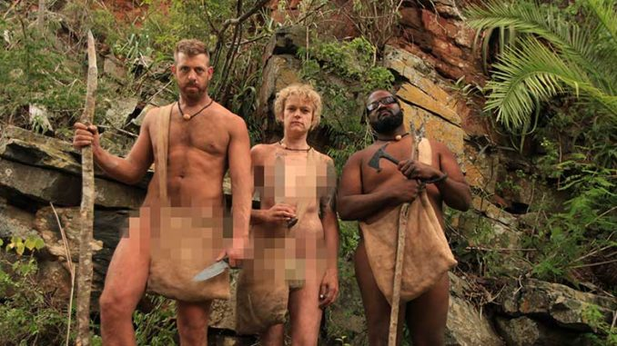Naked and Afraid XL Episode 2